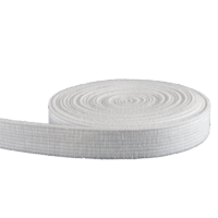 This strong woven elastic will keep its integrity no matter how many times you remove the Box Soc from your boxspring. Elastic integrity is guaranteed for 5 years!